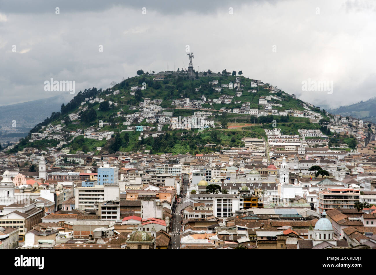 Equateur Quito Photo Stock