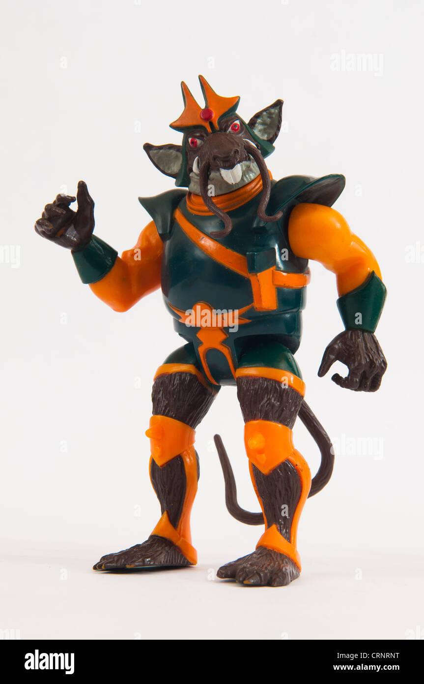 Ratar-O Thundercats action figure Photo Stock