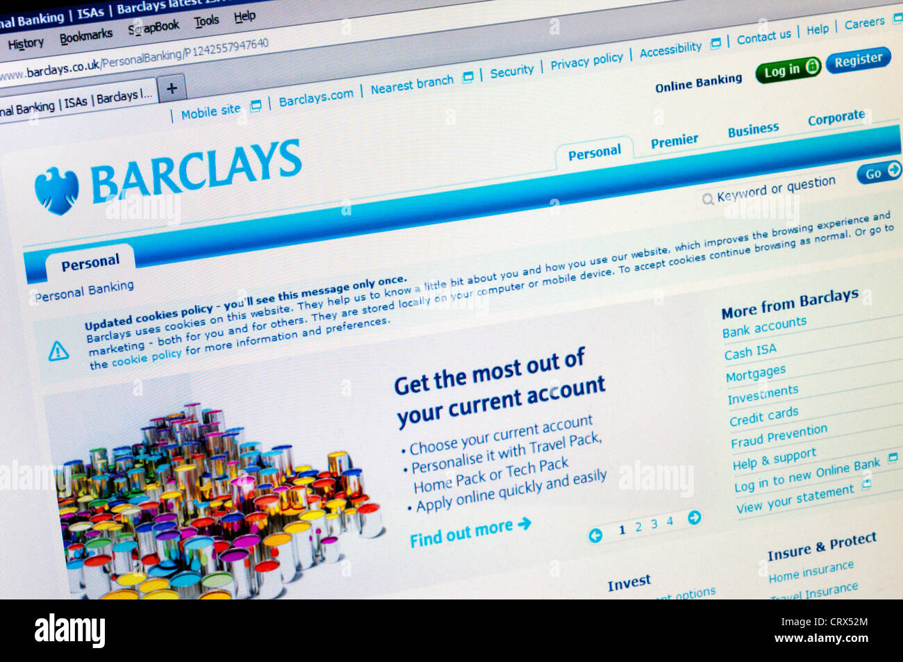 BARCLAYS ONLINE BUSINESS BANKING USING PINSENTRY - Barclays