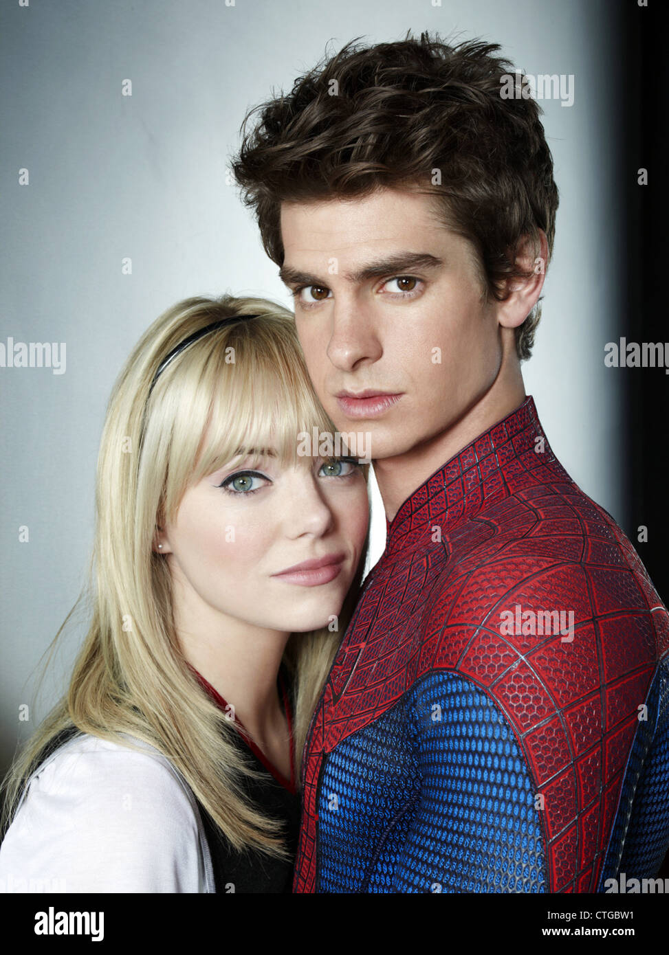 L'AMAZING SPIDER-MAN (2012), EMMA STONE, Andrew Garfield, MARC WEBB (DIR) 017 COLLECTION MOVIESTORE LTD Photo Stock