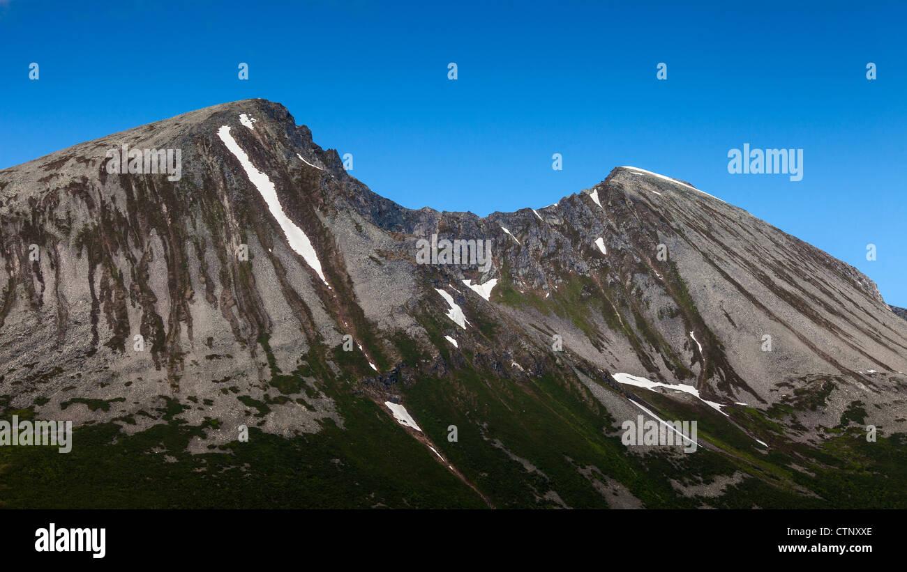 Trolldalsgrova, More og Romsdal (Norvège) Photo Stock
