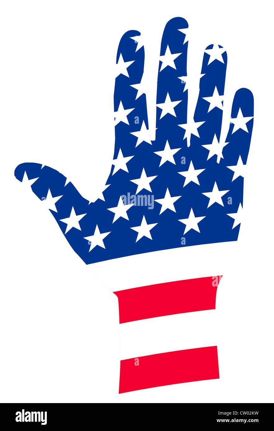 États-Unis Photo Stock