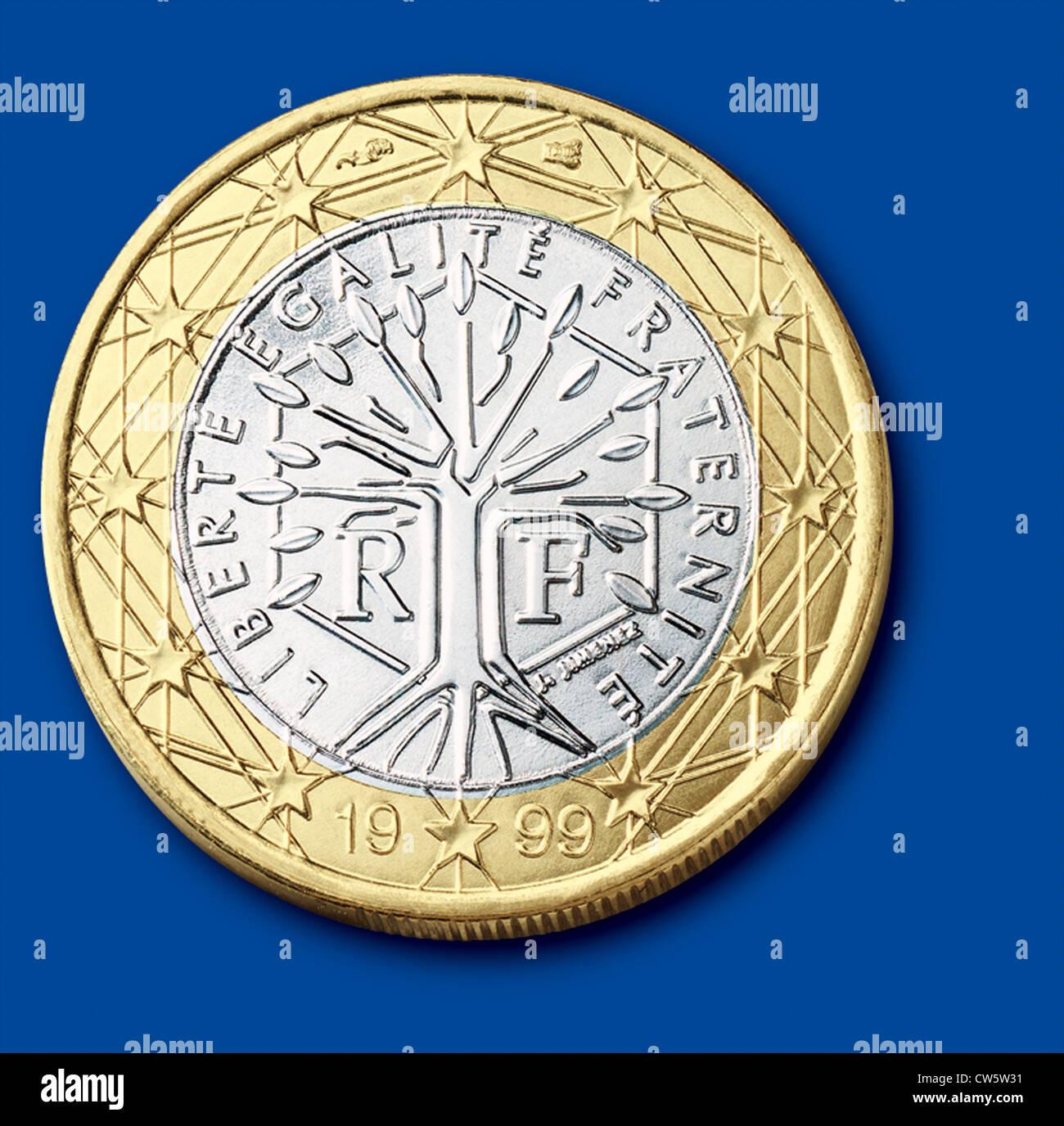 France Euro Coin Photos France Euro Coin Images Alamy