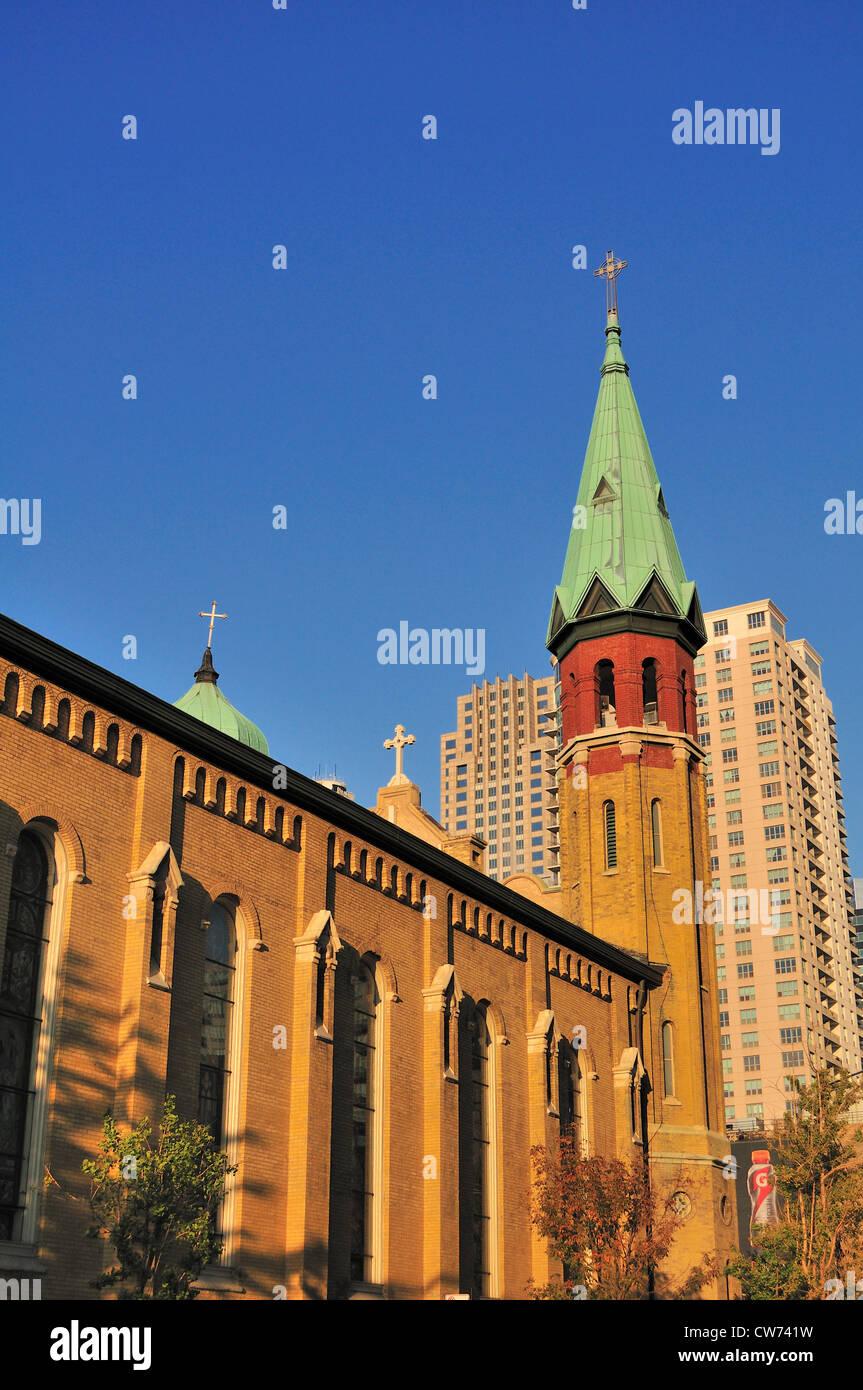 catholique datant de Chicago