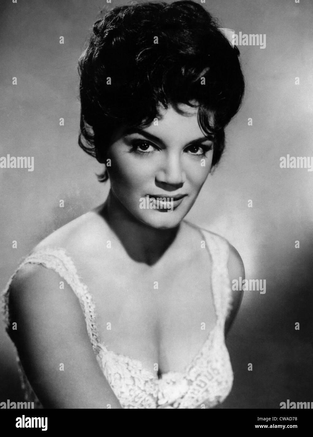Connie Francis, ca. Années 1960. Avec la permission de: Archives CSU/Everett Collection Banque D'Images