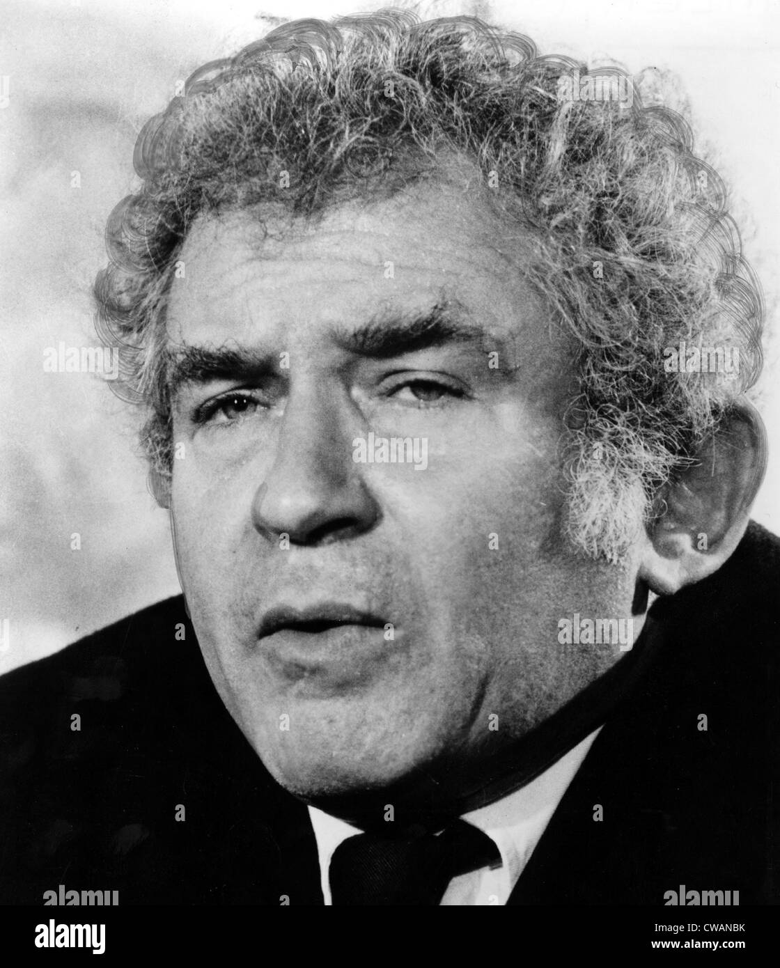 Norman Mailer, début des années 80.. Avec la permission de la CSU: Archives / Everett Collection Photo Stock