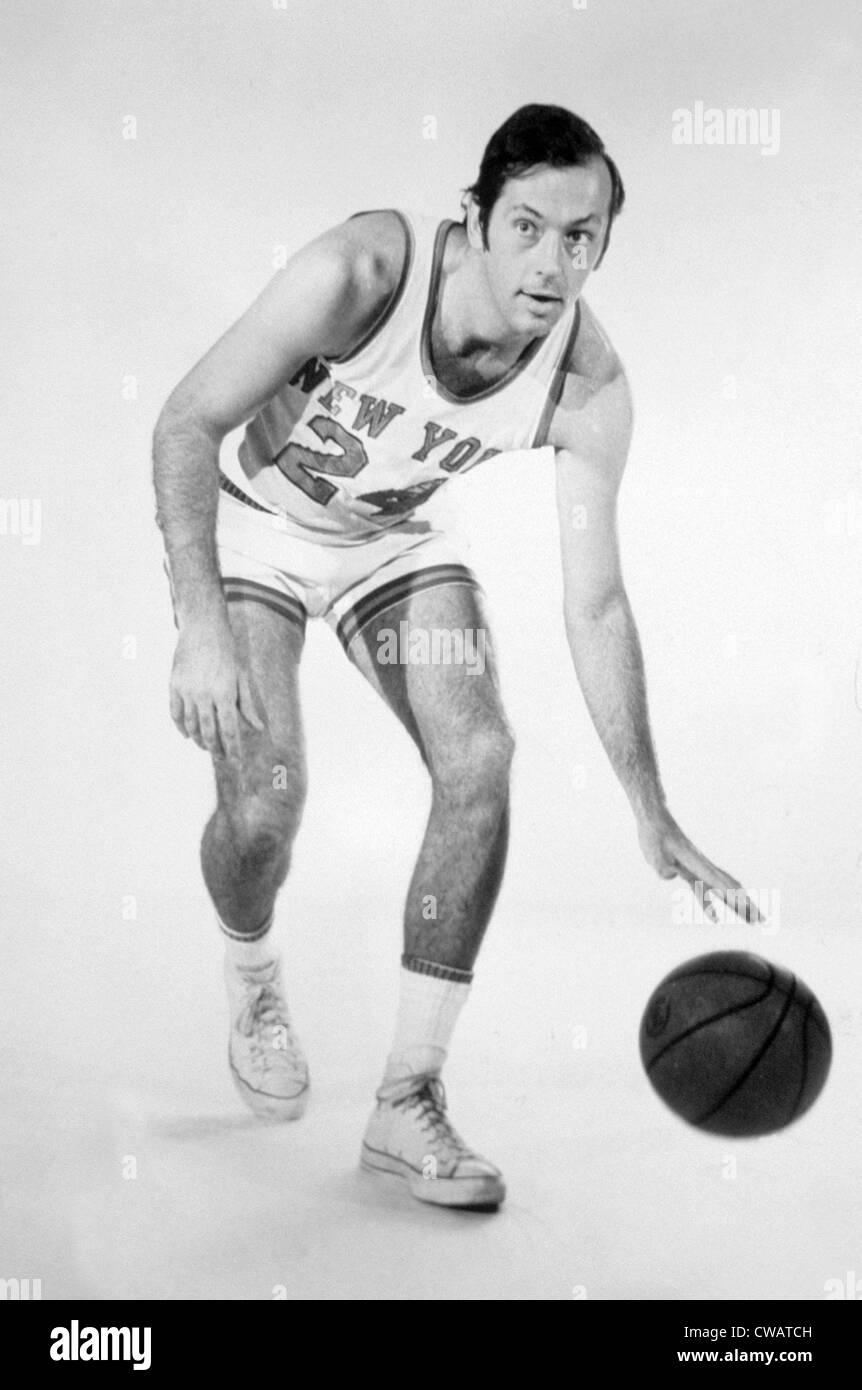Bill Bradley, portrait ca. Années 70.. Avec la permission de la CSU: Archives / Everett Collection Photo Stock