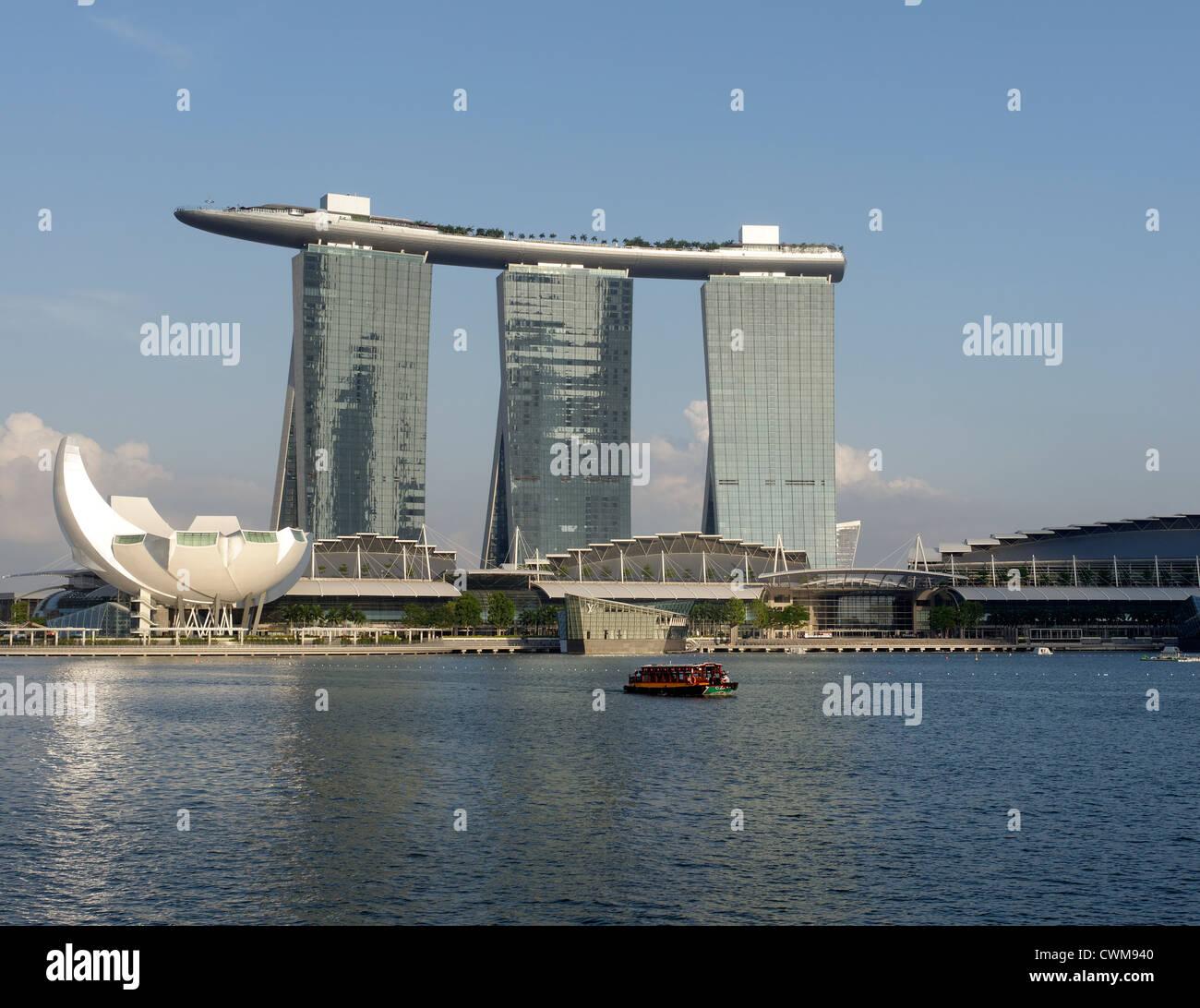 Hotel casino singapour piscine toit table games casino jobs