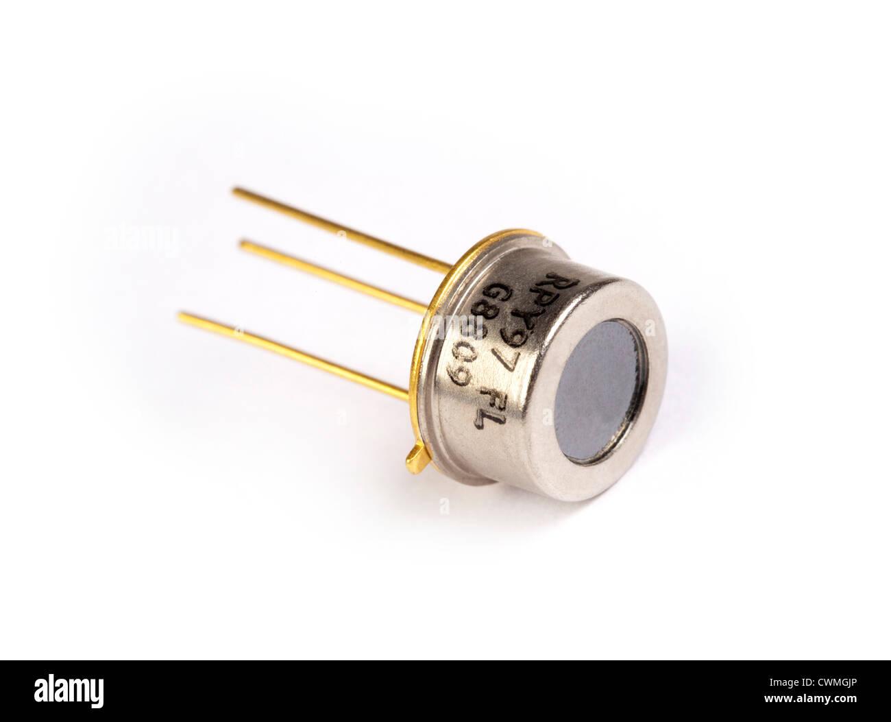 RPY97 détecteur thermique infrarouge passif Photo Stock