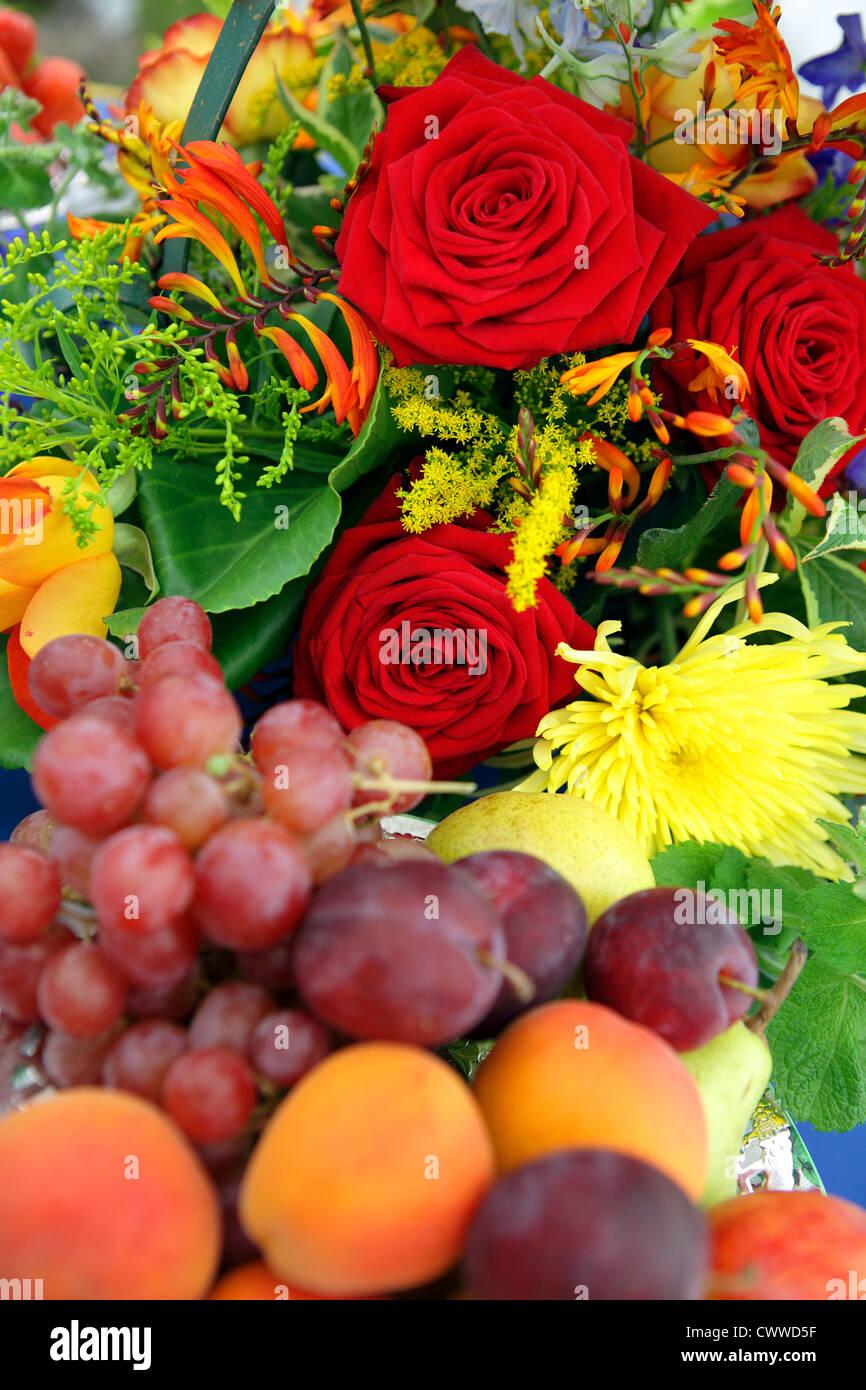 L'un des (12) Images dans cette série en rapport avec les fruits et légumes biologiques, illustré Photo Stock