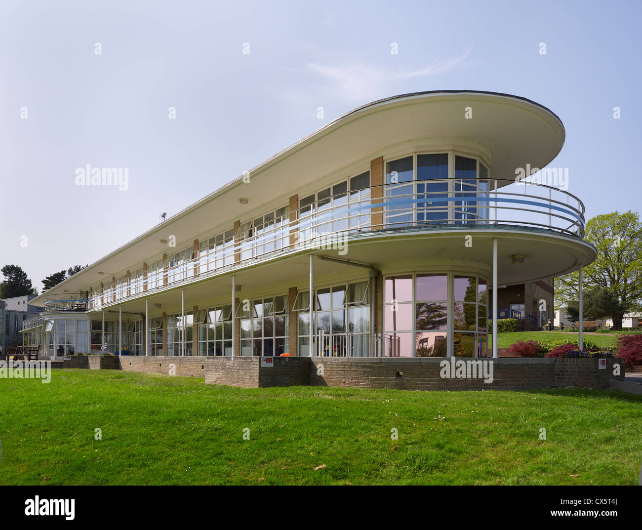 Hôpital Benenden Kent. L'Aile Lister Photo Stock