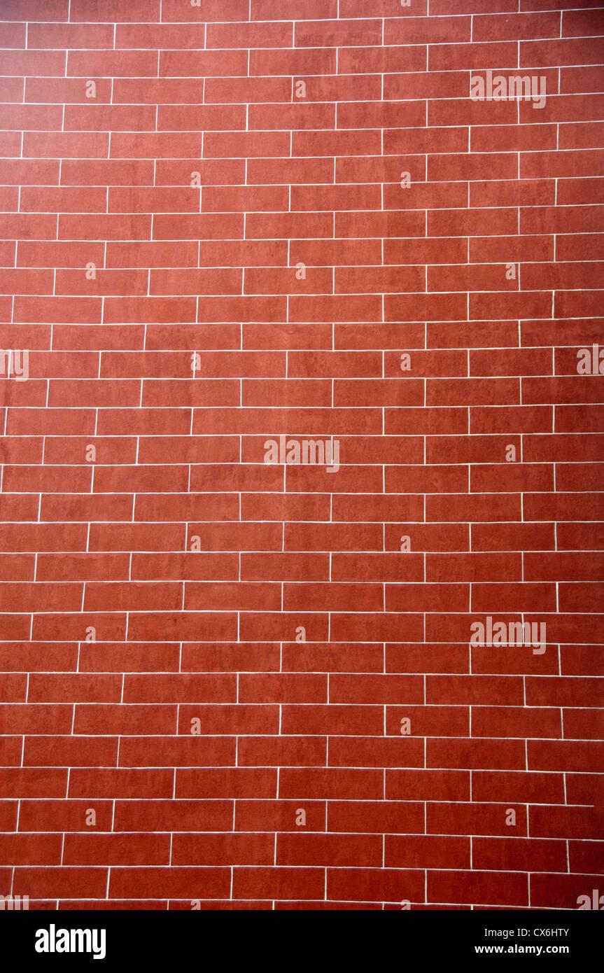 Mur de brique motif de fond Photo Stock