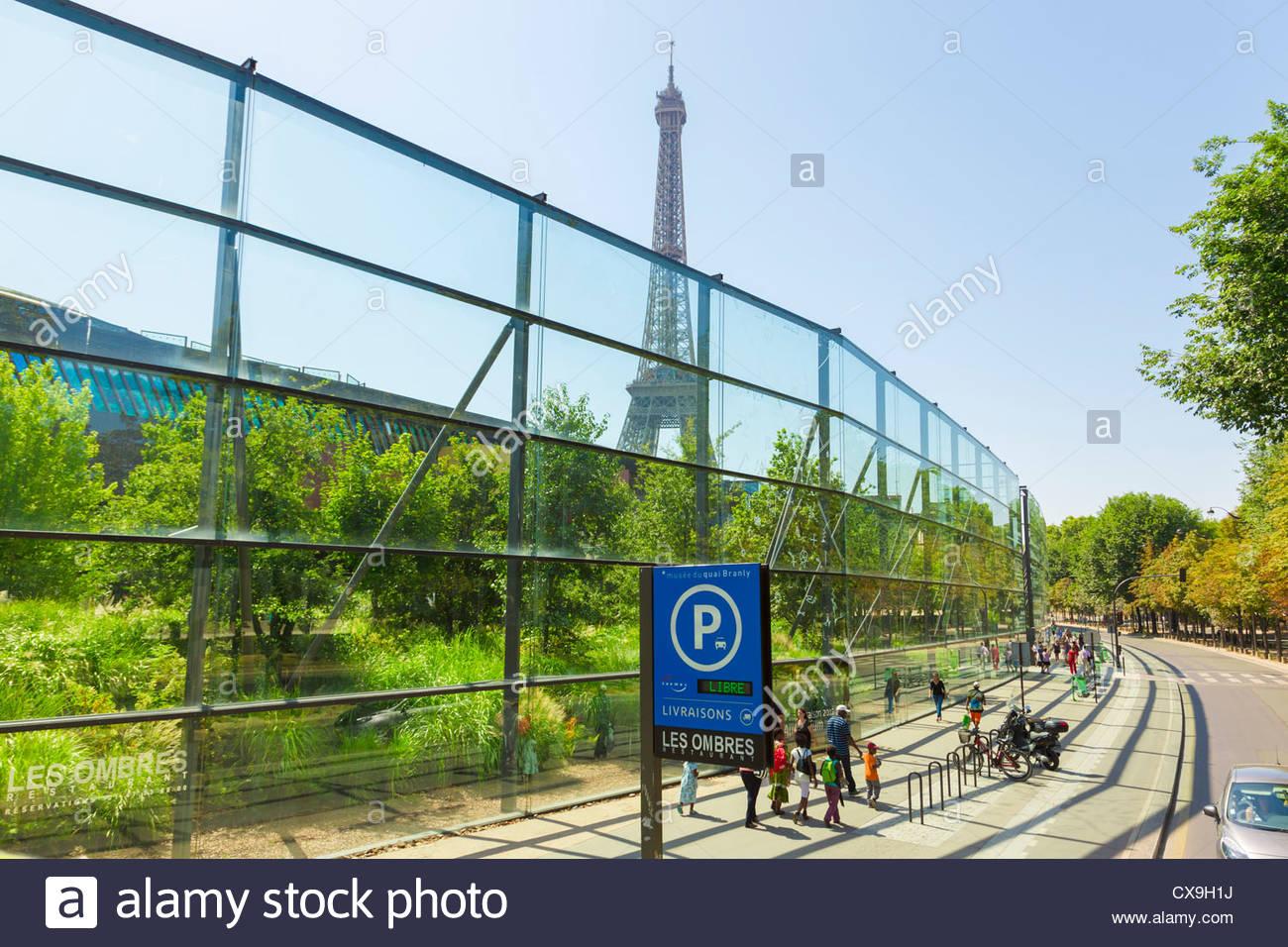 Musee Du Quai Branly Eiffel Photos & Musee Du Quai Branly Eiffel ...
