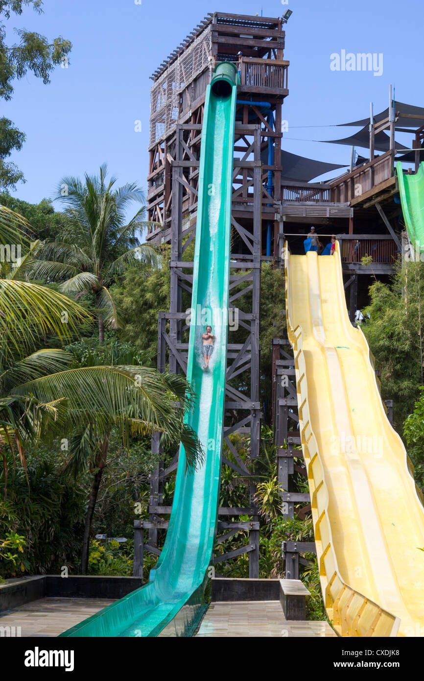 parc aquatique waterbom bali