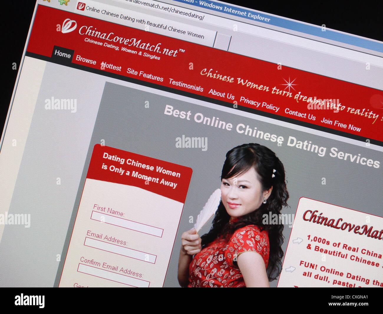 Chine rencontres en ligne Décrivez votre site de rencontre parfait de match