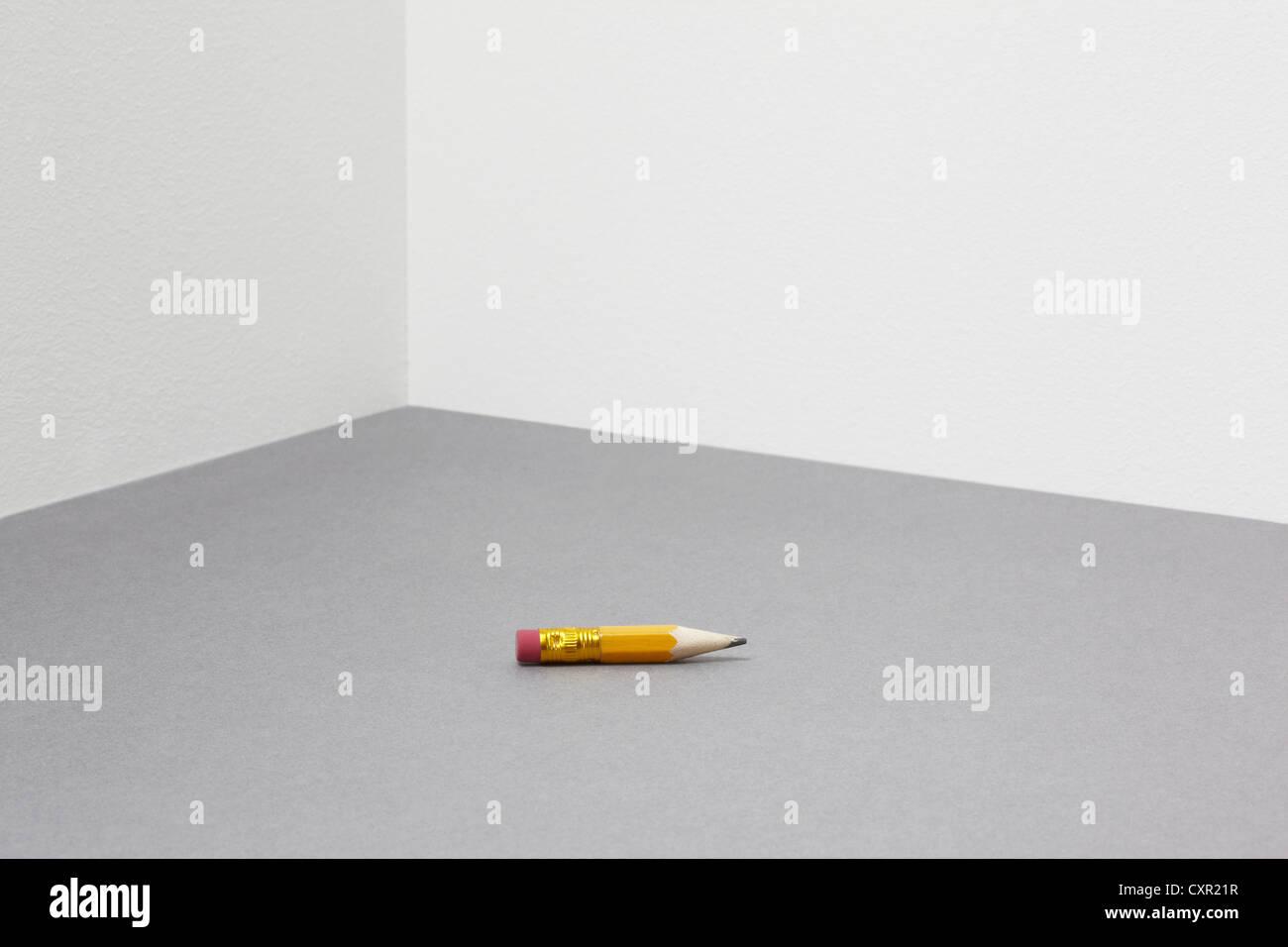Petit crayon Photo Stock