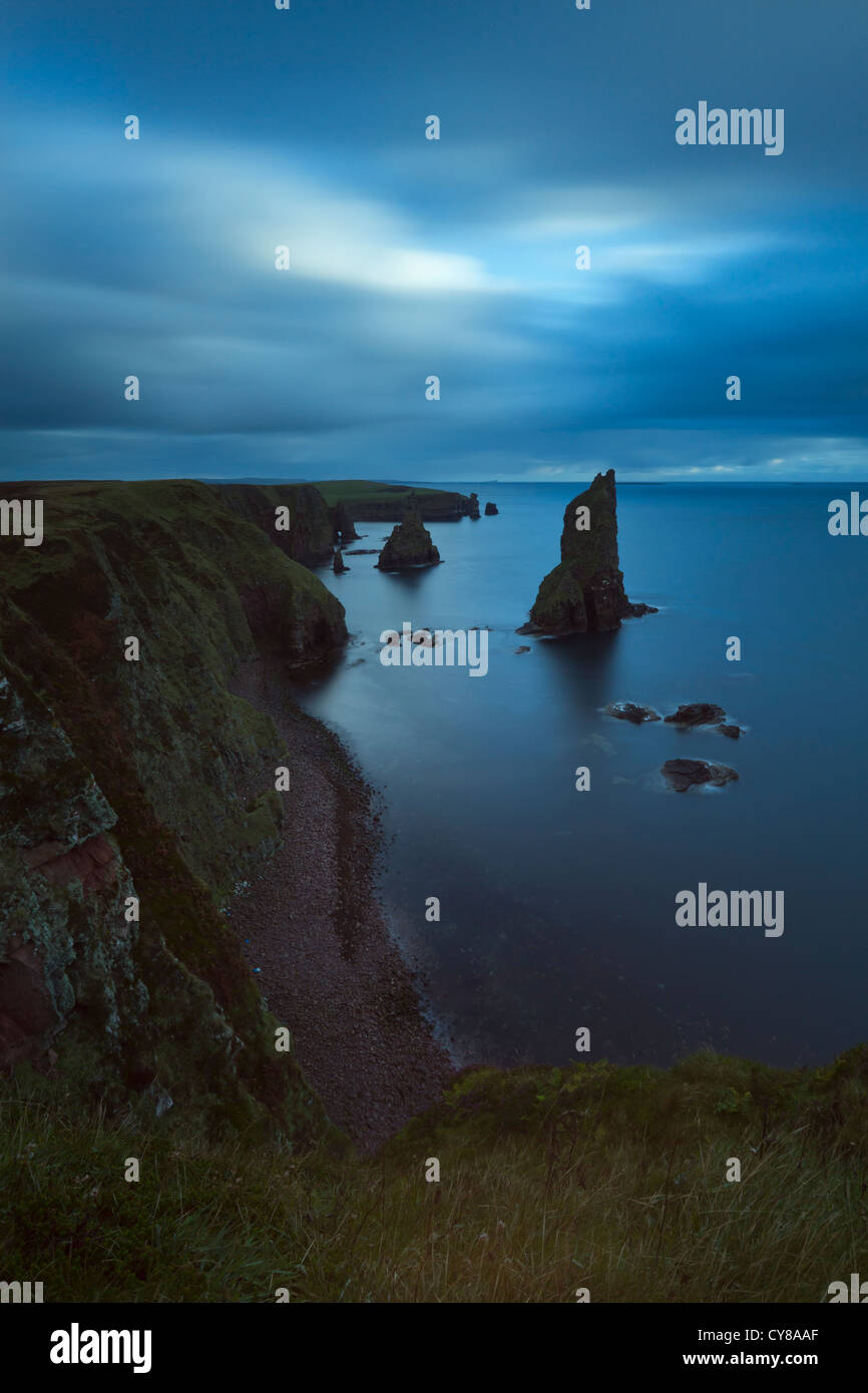 Caithness, Duncansby Head Photo Stock