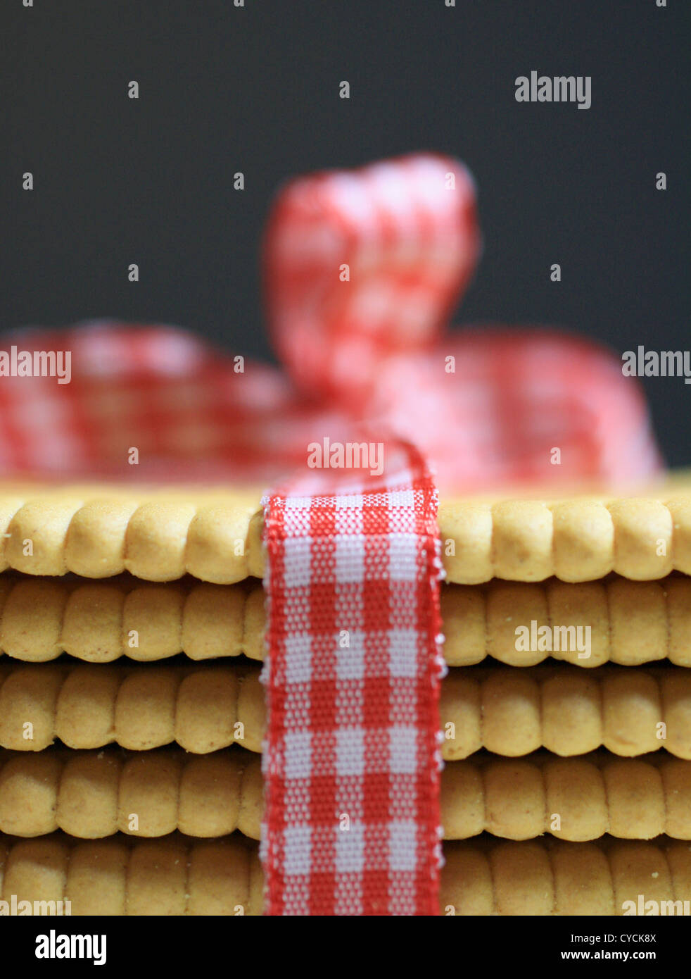 biscuits sablés Photo Stock