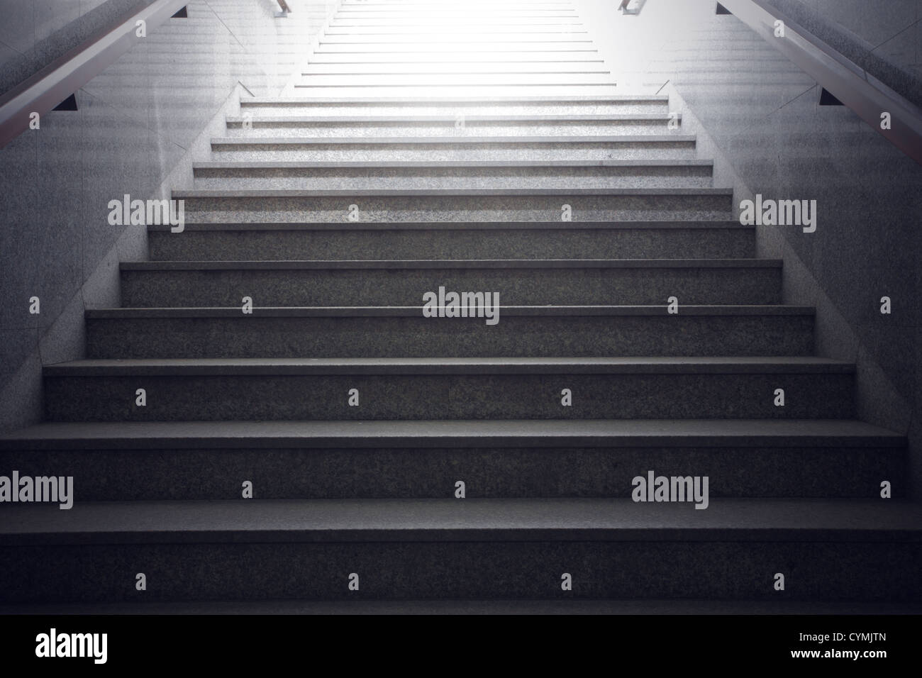 Stairway to heaven Photo Stock