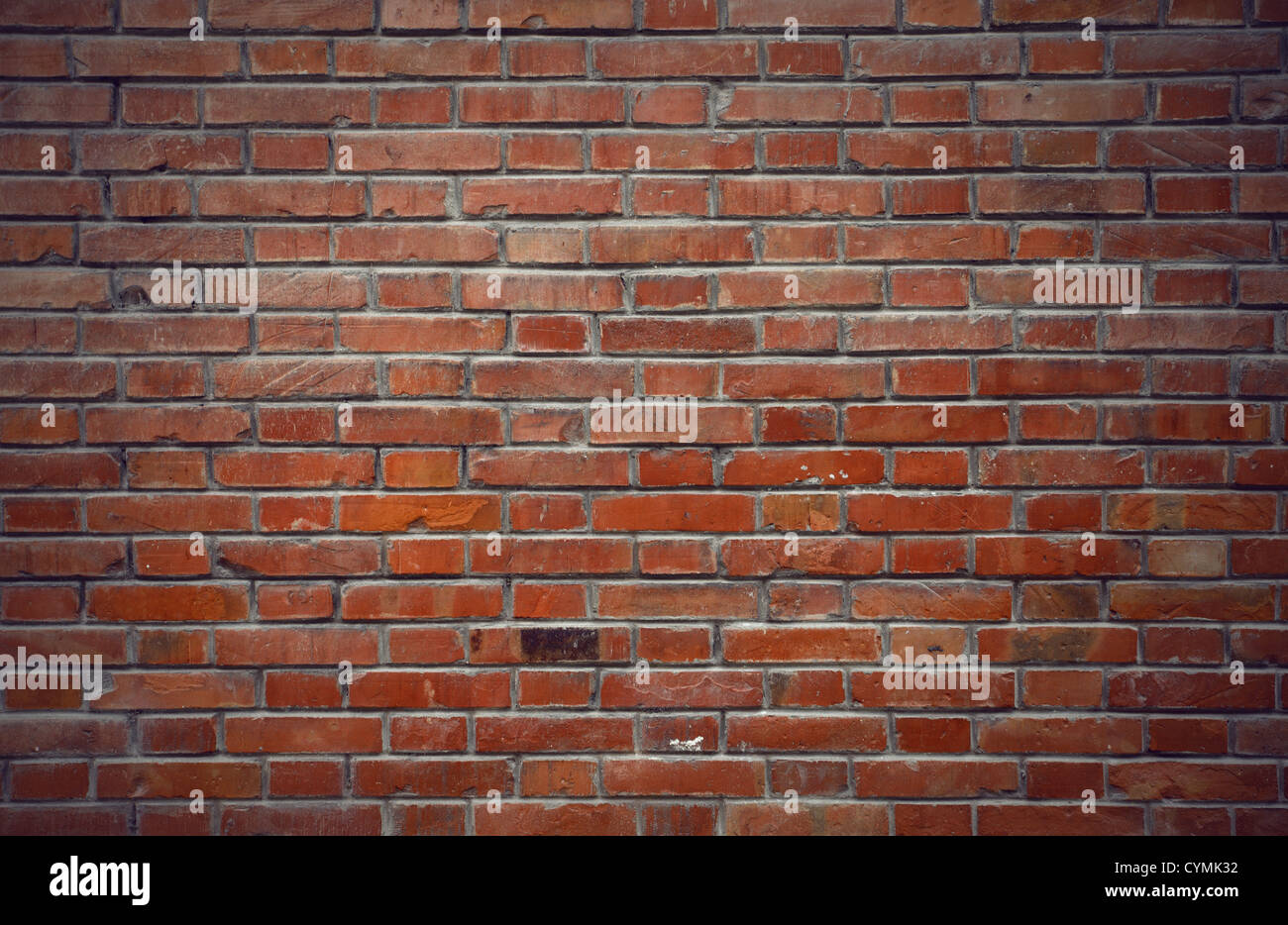 Brick wall background Photo Stock