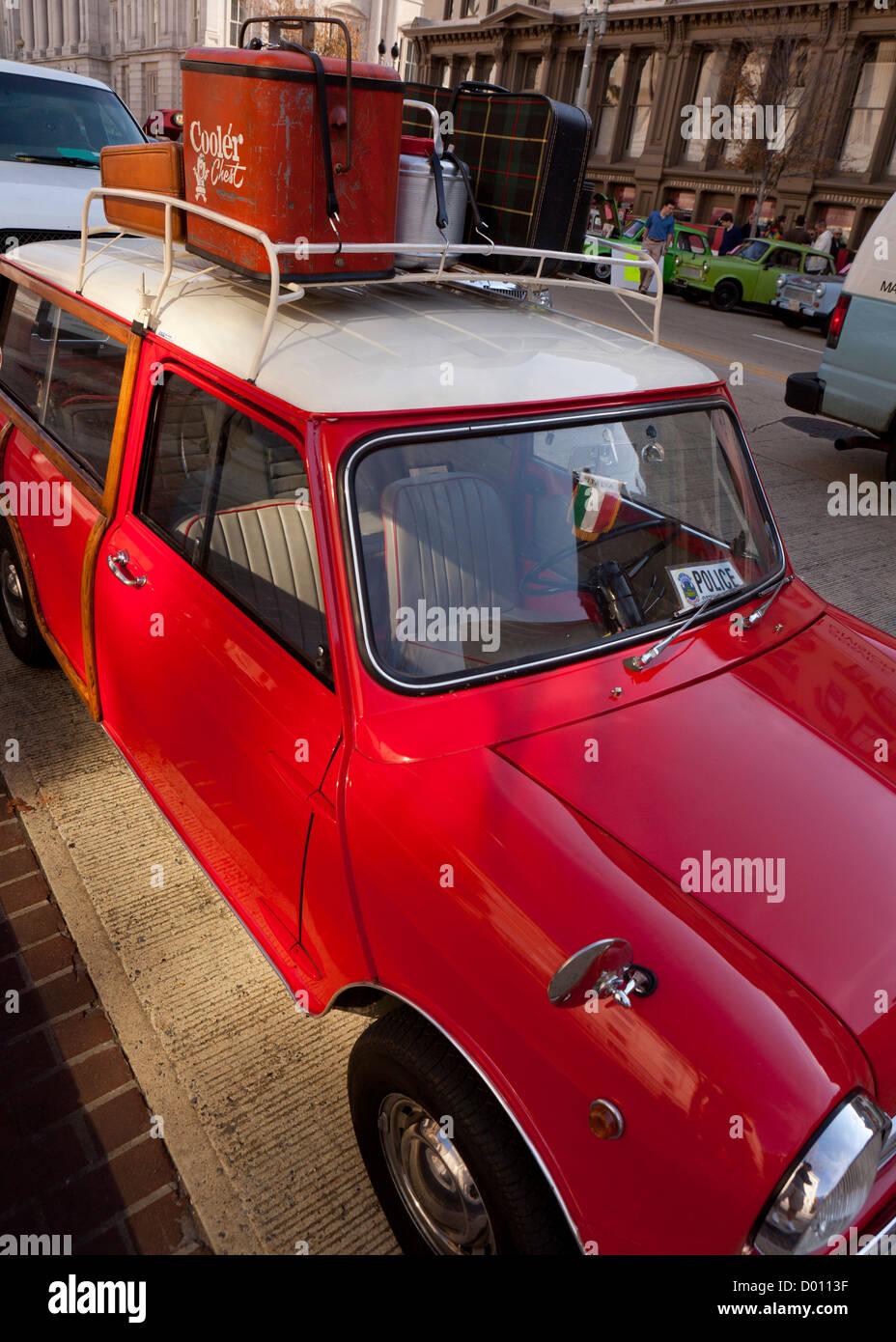 1966 Mini Traveler Photo Stock