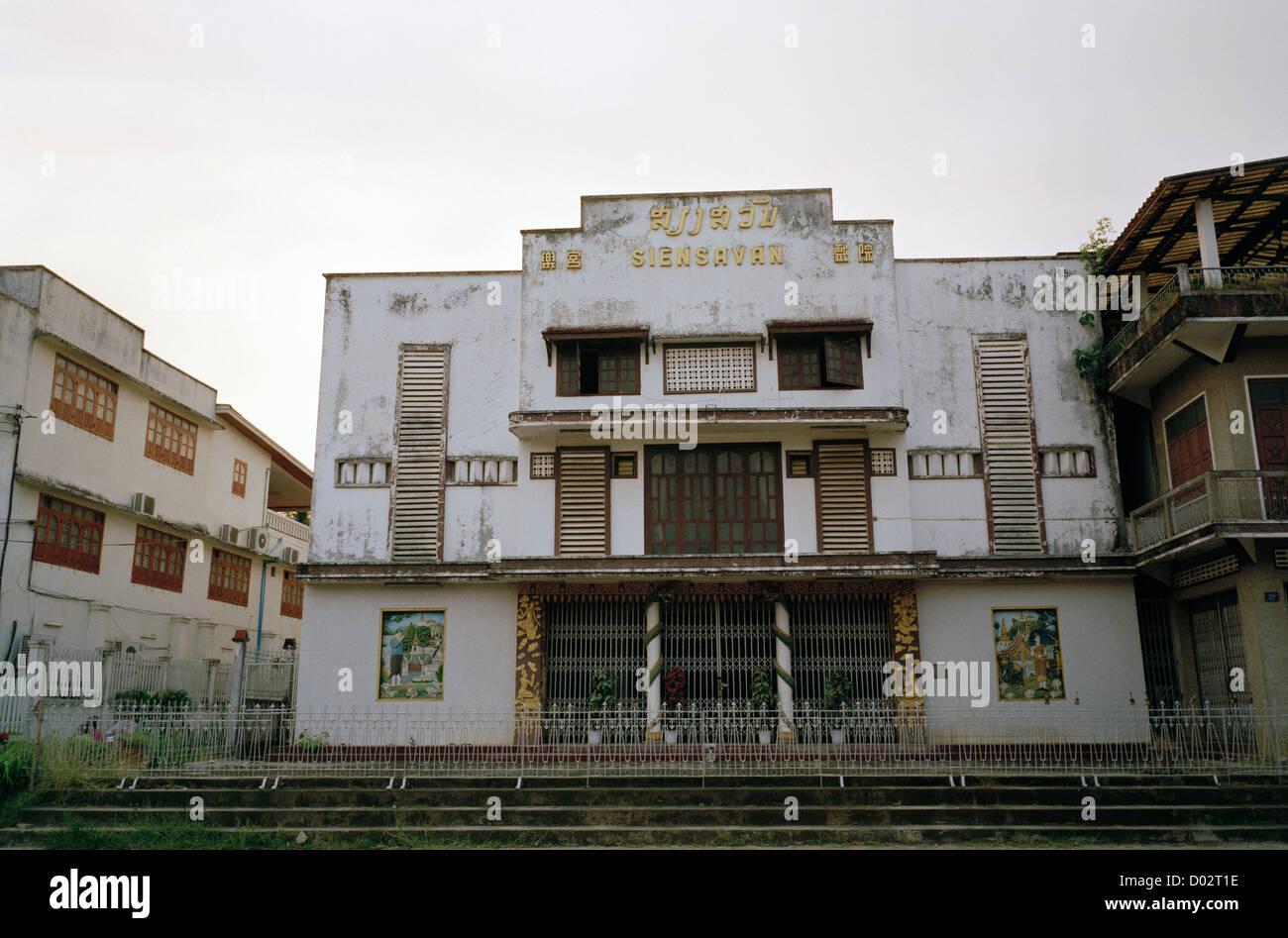 la photographie documentaire - art deco architecture bâtiment à