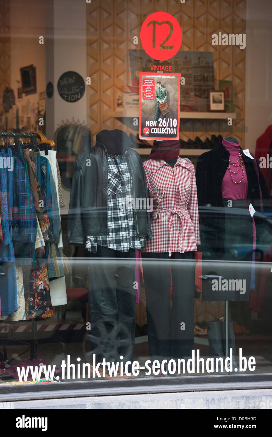 abed544e699 Used Clothes Store Photos   Used Clothes Store Images - Alamy
