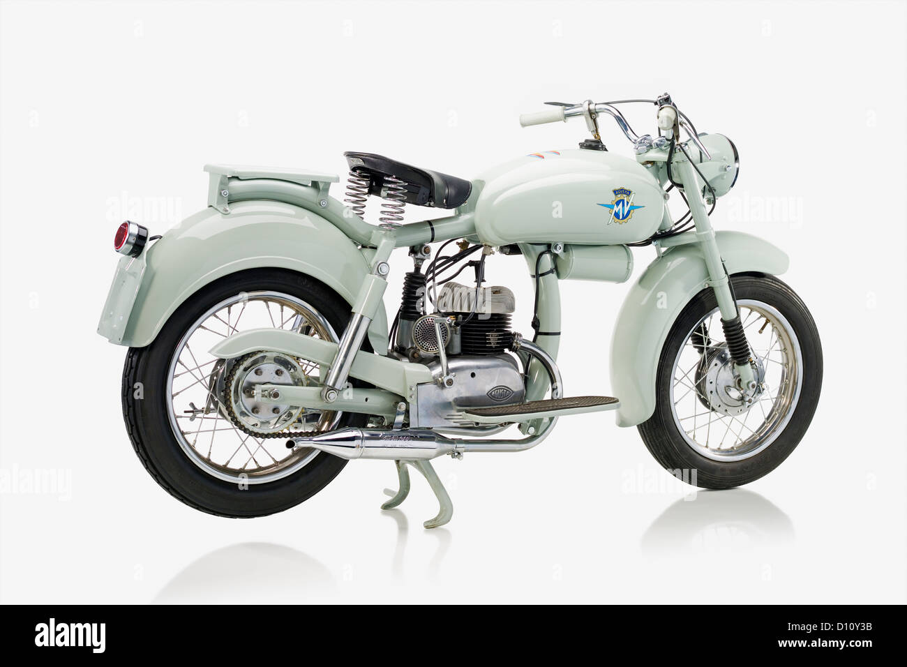 1954 MV Agusta moto Pullman Banque D'Images