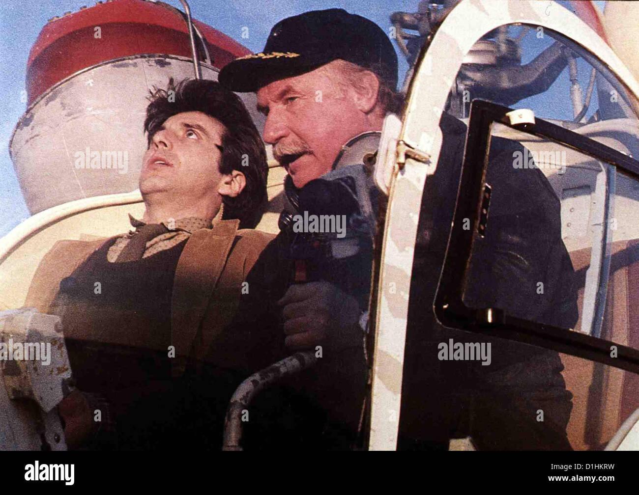 ... Gerechtigkeit für Alle Justice Tous Al Pacino, Jack Warden Kirklan (Al Pacino) hasst Fleming und den daher Photo Stock