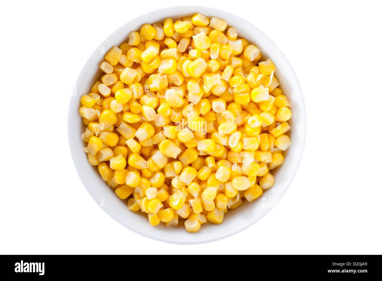 Maïs doux Photo Stock
