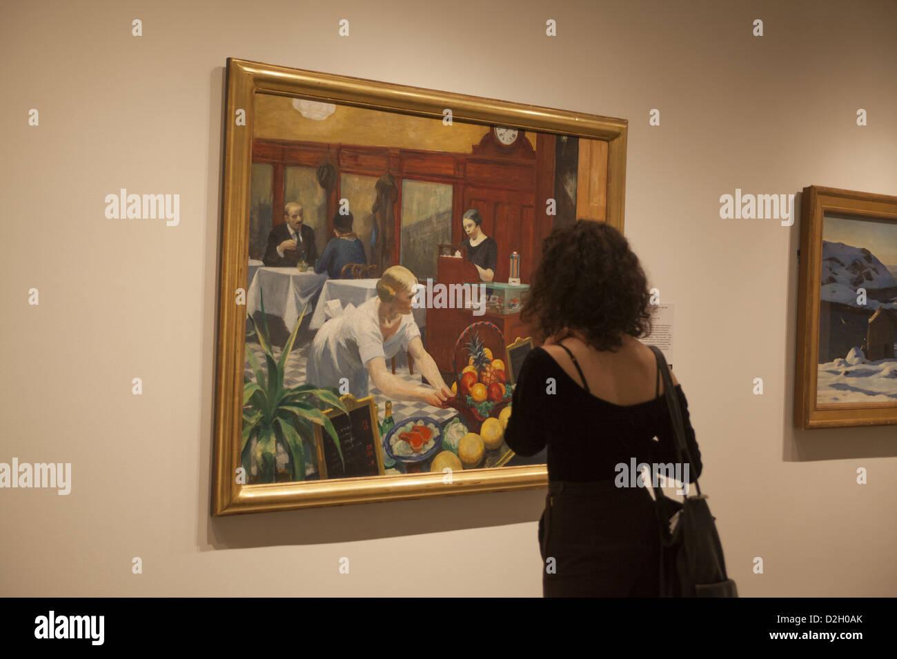 Hopper Art Banque D Image Et Photos Alamy