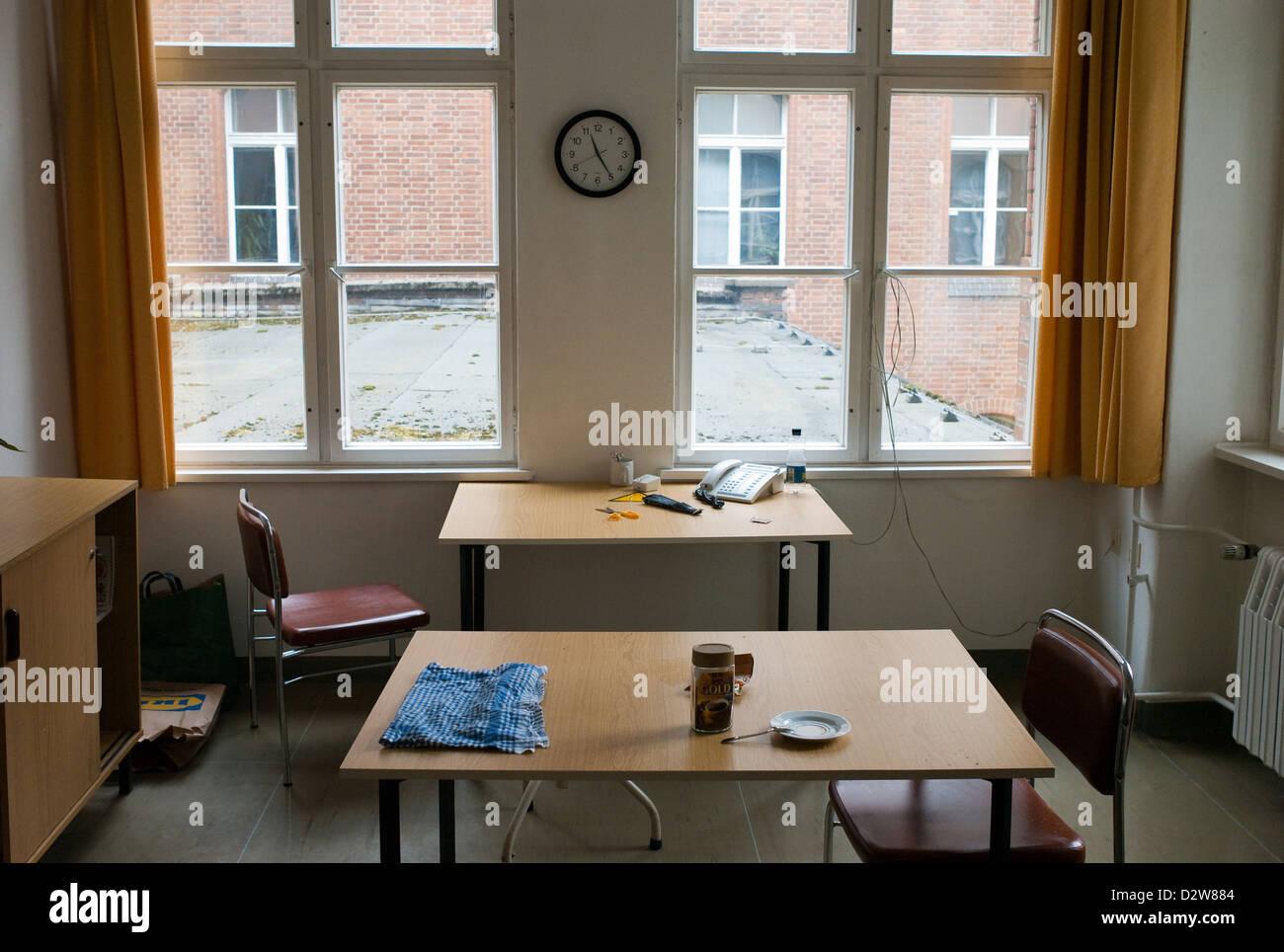 Berlin, Allemagne, salon morne Photo Stock