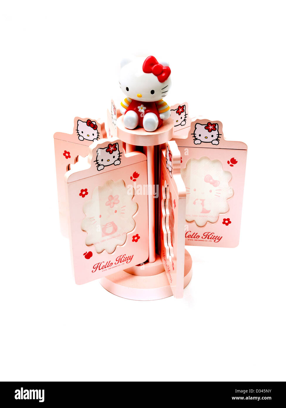 Cadres Photo Hello Kitty Banque D Images Photo Stock 53567415 Alamy