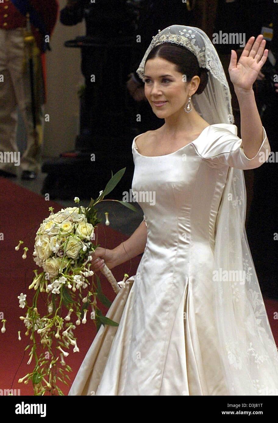9ebb85f6a9da1 Afp) - Mary Donaldson, épouse du prince héritier Frederik danois ...