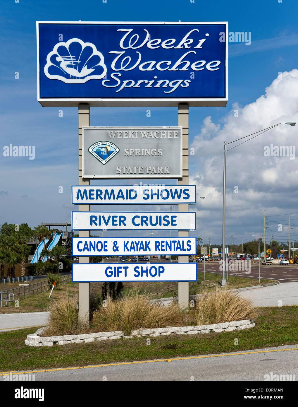 Weeki Wachee Springs Mermaid Show Photos & Weeki Wachee Springs