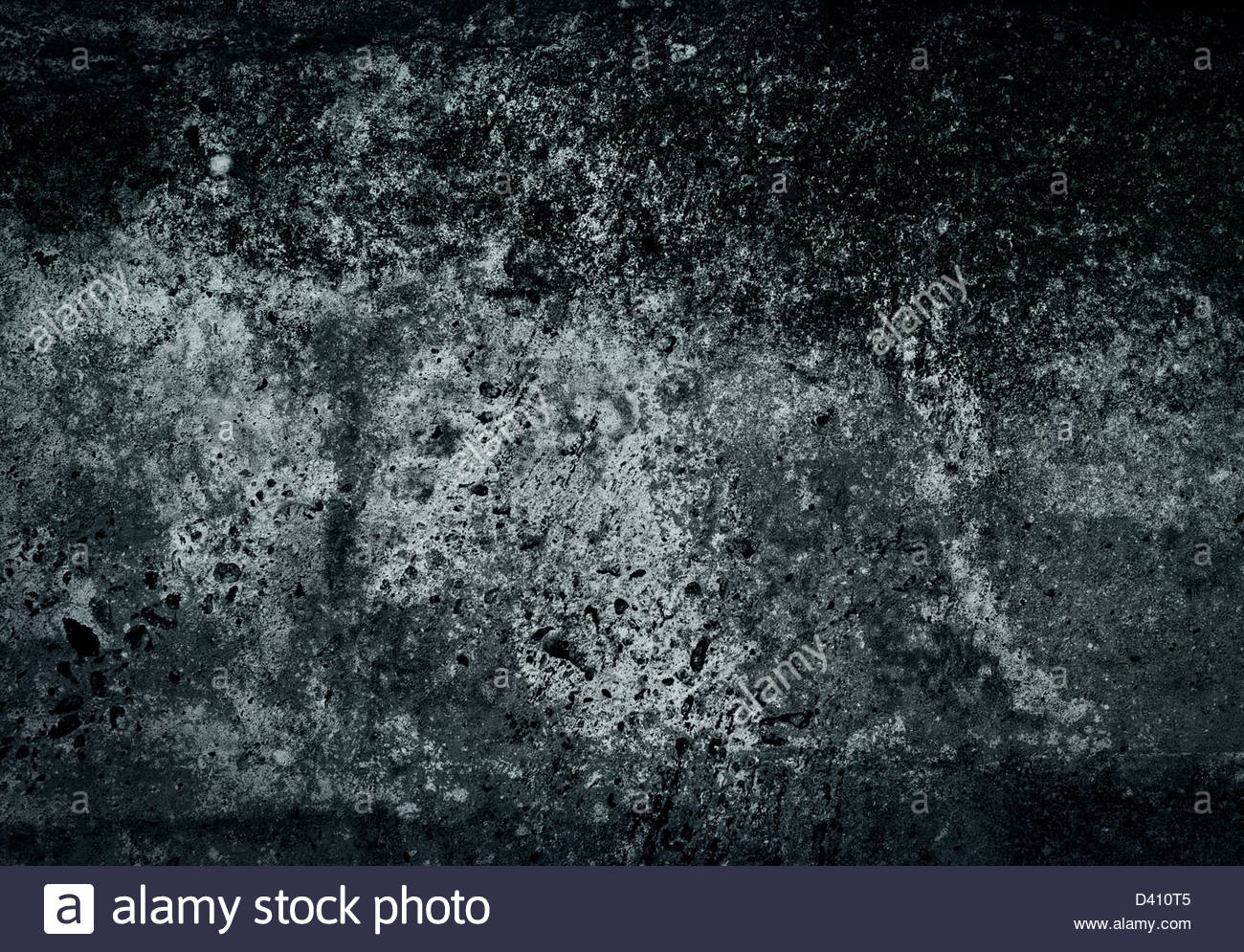 La texture du mur sombre toile Photo Stock
