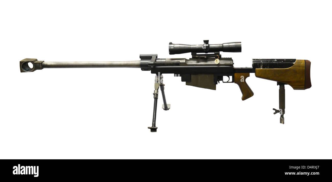 Extremement Le Hécate II PGM, Armée française matériau anti-fusil Banque D GQ-55