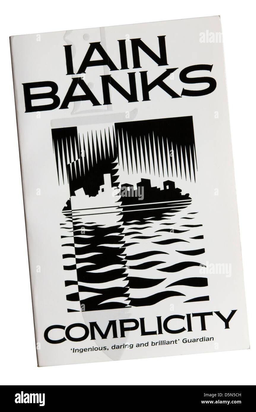 La complicité par Iain Banks a été publié pour la première fois en 1986. Banque D'Images
