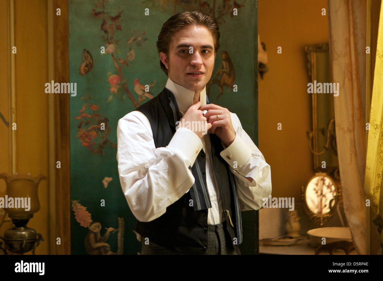 ROBERT PATTINSON BEL AMI (2011) Photo Stock