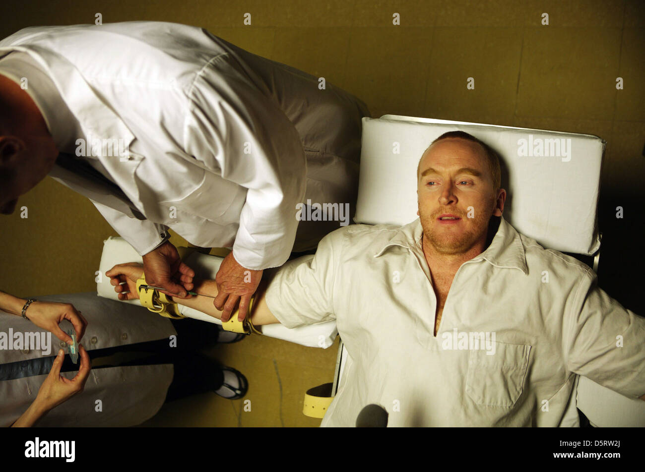 Scène de FILM LE PROJET LAZARUS (2008) Photo Stock