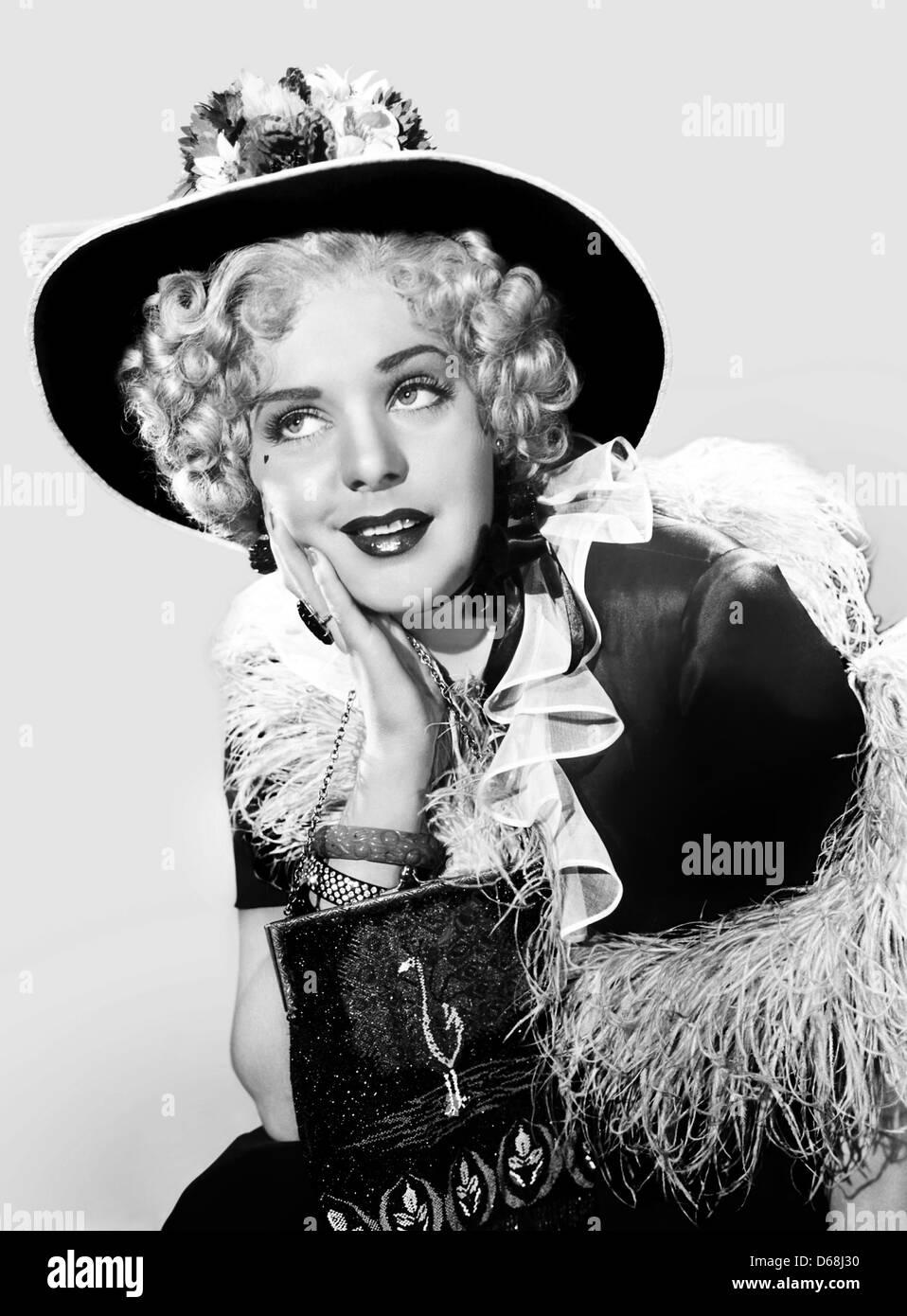ALEXANDER S RAGTIME BAND 1938 20th Century Fox Film avec Alice Faye Photo  Stock 7786e7f7464
