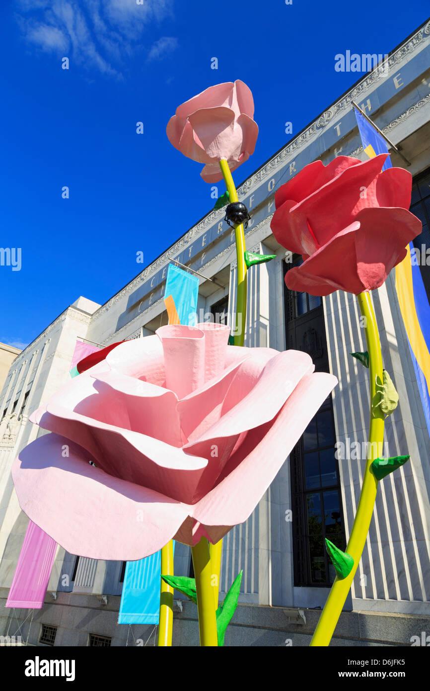 Frist Center for the Visual Arts, Nashville, Tennessee, États-Unis d'Amérique, Amérique du Nord Photo Stock