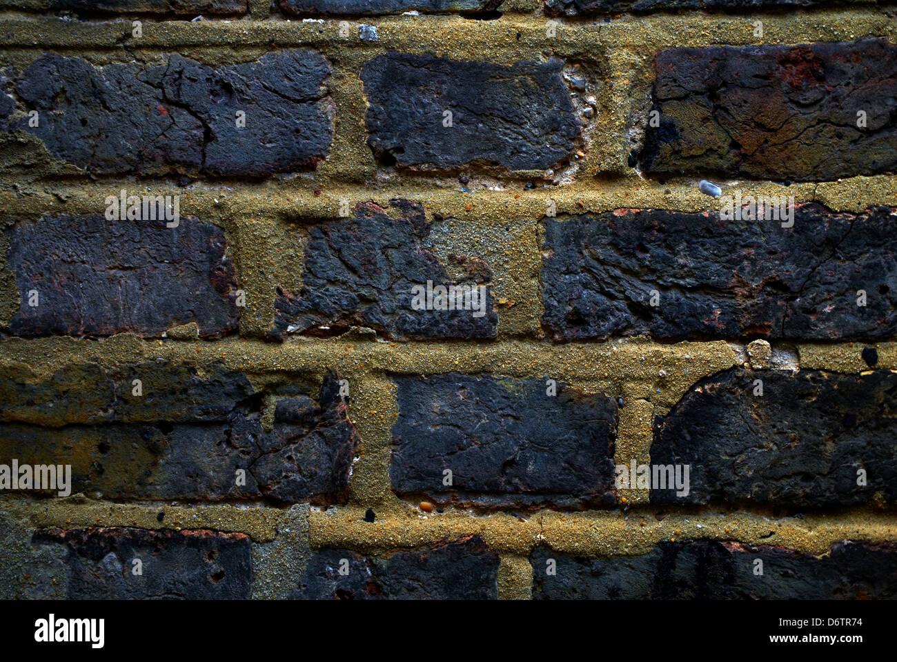 Arrière-plan, mur de brique ,texture Photo Stock