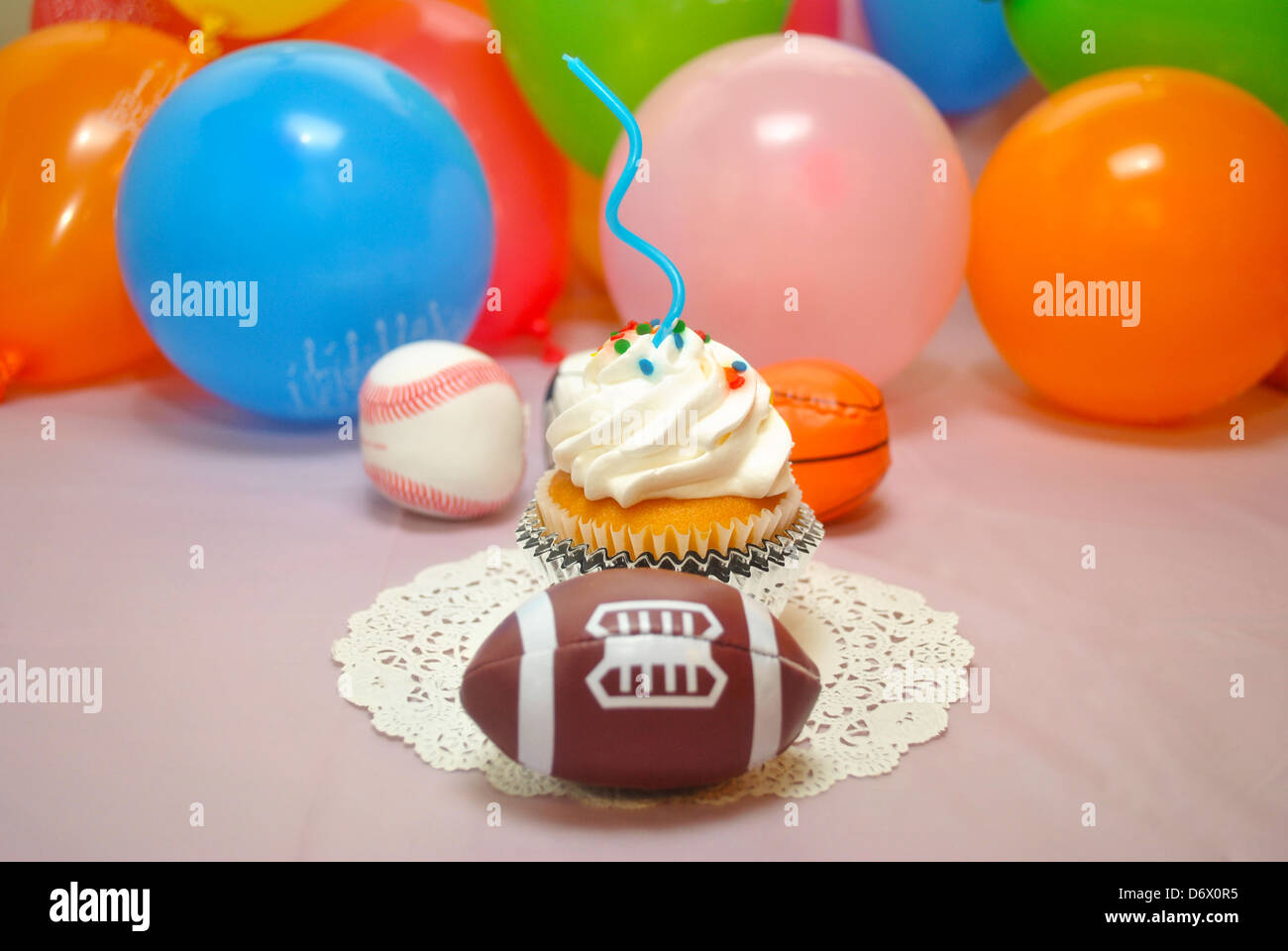 Anniversaire Sportif Banque D Images Photo Stock 55890441 Alamy
