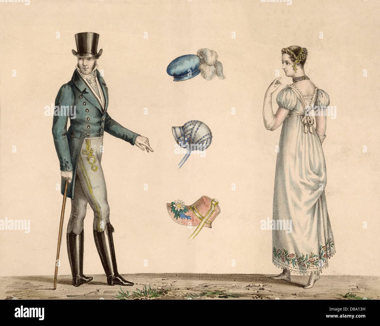 Modes de 1809 Photo Stock