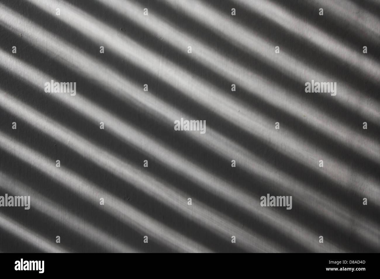 Les rayures diagonales de texture d'ombre de mini abat-jour. Photo Stock