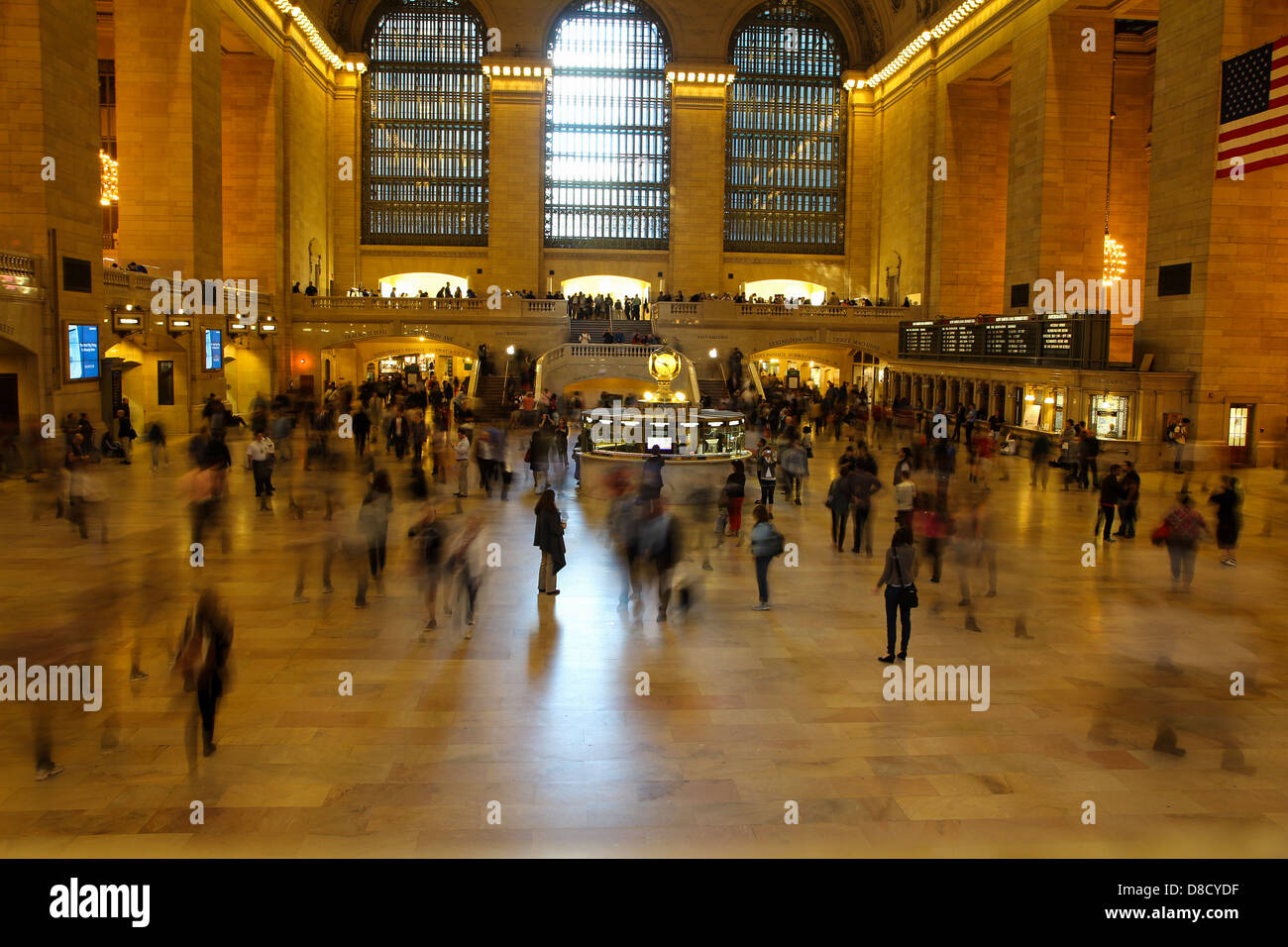 Gare Centrale Gare Union Square New York Big Apple USA Amérique latine Photo Stock