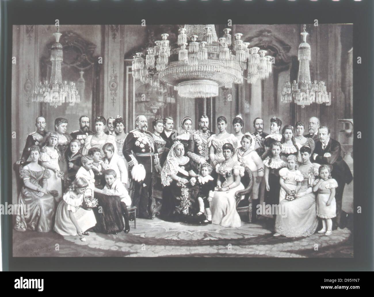 British Royal Family History Photos British Royal Family History
