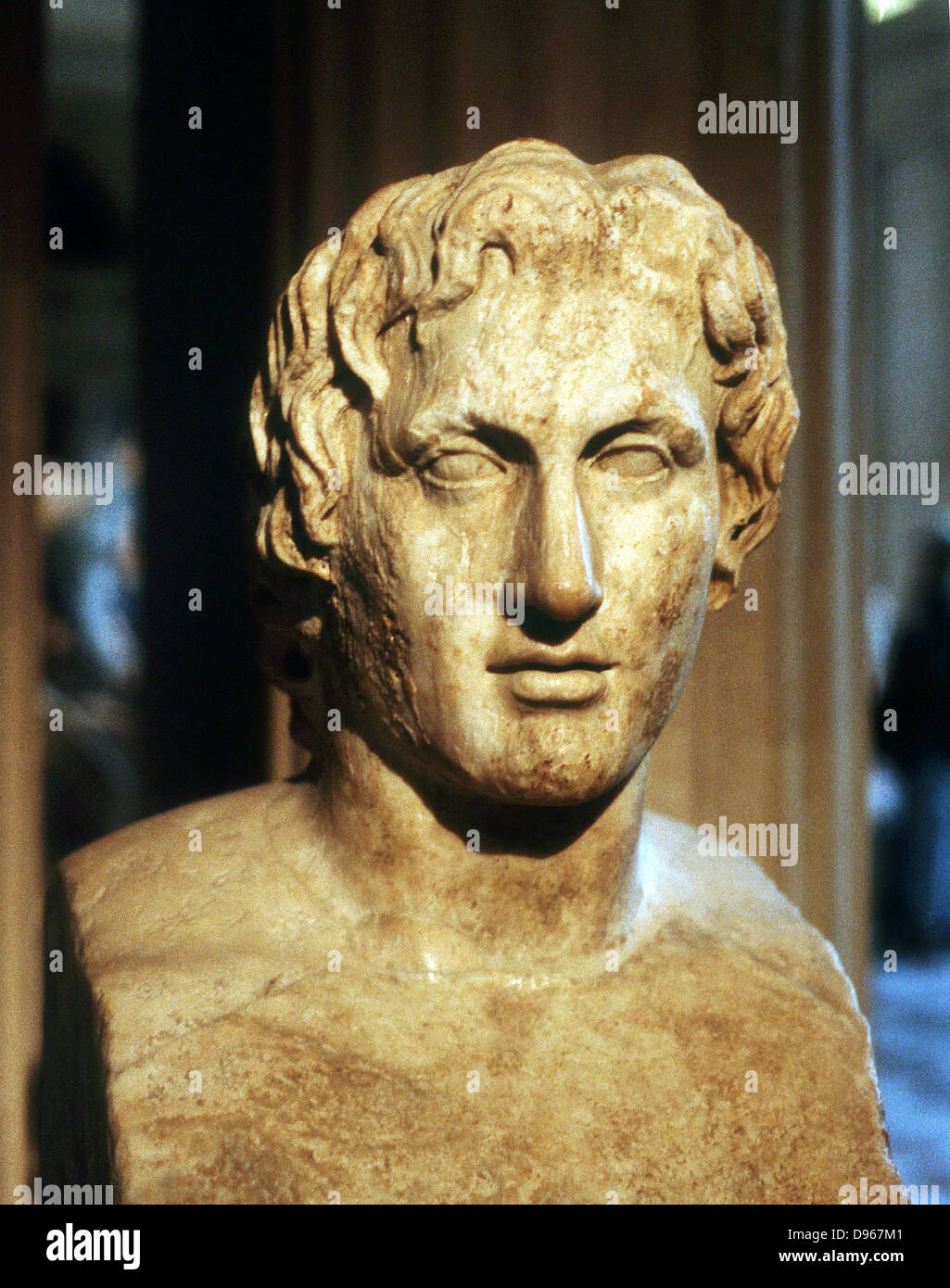 alexander iii of macedon Alexandros iii philippou makedonon (alexander the great, alexander iii of macedon) (356-323 bc), king of macedonia, born in late july 356 bc in pella, macedonia, one of the greatest military genius in history.