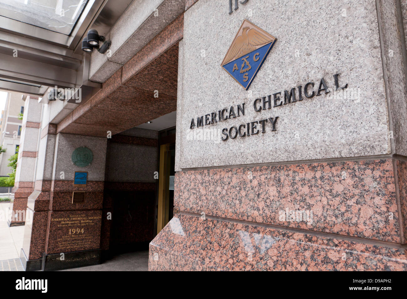 L'American Chemical Society building - Washington, DC USA Photo Stock